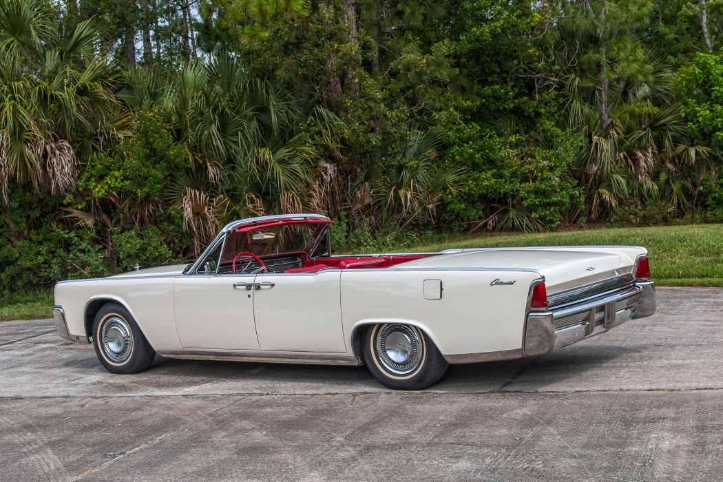 1964 LINCOLN CONTINENTAL cars convertible classic wallpaper