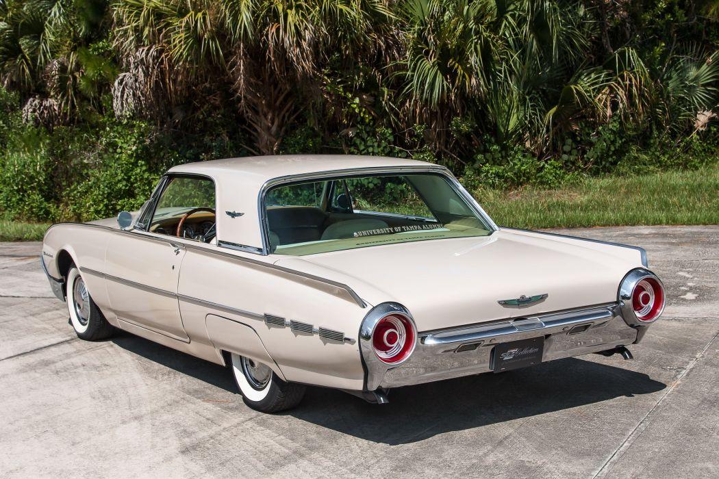 1962 FORD THUNDERBIRD cars classic wallpaper