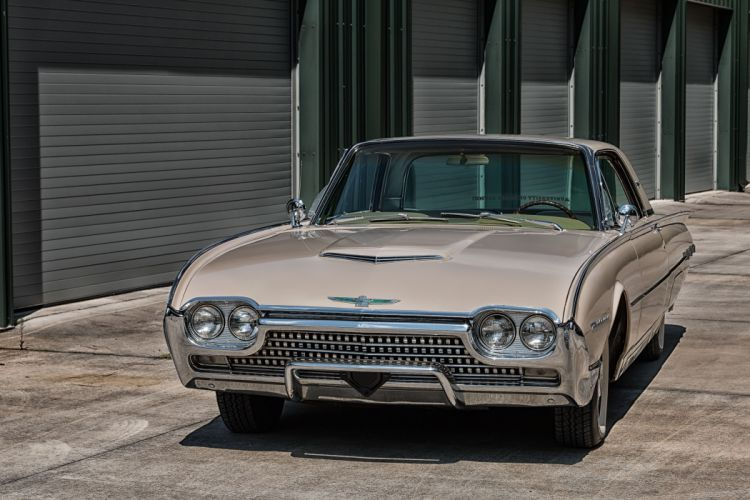 1962 FORD THUNDERBIRD cars classic wallpaper