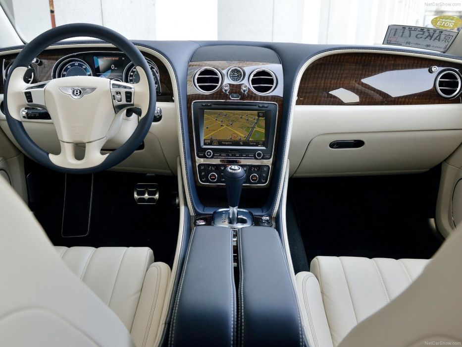 Bentley Flying Spur 2014  wallpaper