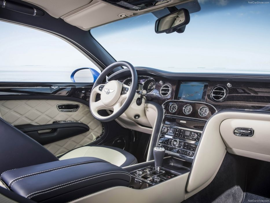 Bentley Mulsanne Speed 2015 wallpaper