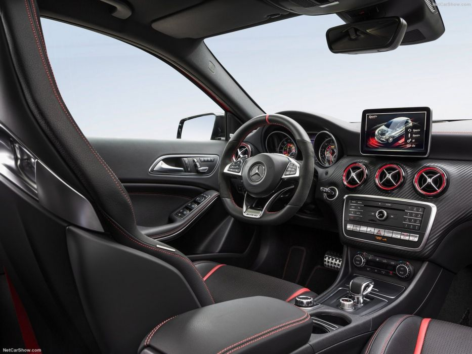 Mercedes-Benz A45 AMG 4Matic 2016 wallpaper