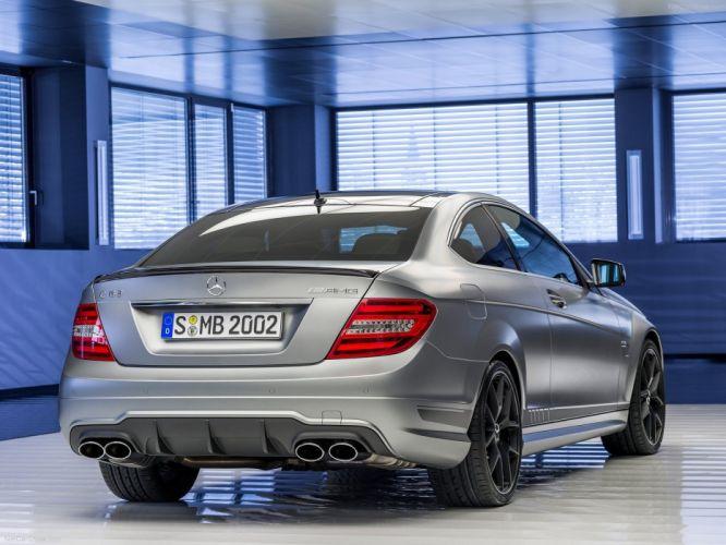 Mercedes-Benz C63 AMG Edition 507 wallpaper