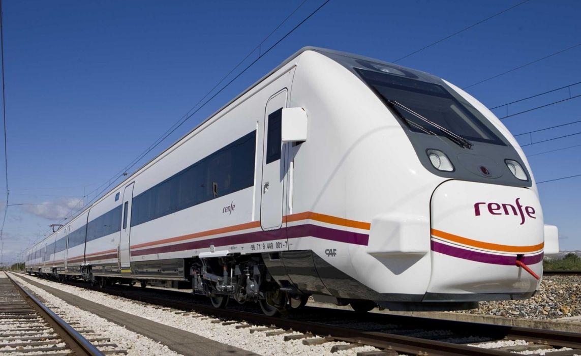 trenes espay wallpaper