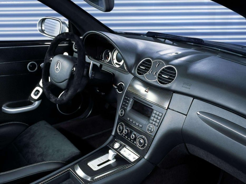 Mercedes-Benz CLK 63 AMG DTM Edition W209 wallpaper