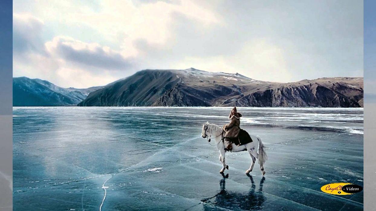 lado helado canada caballo jinete wallpaper