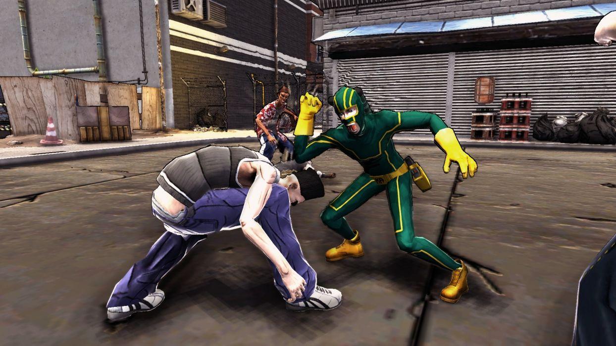 video juego luchas wallpaper