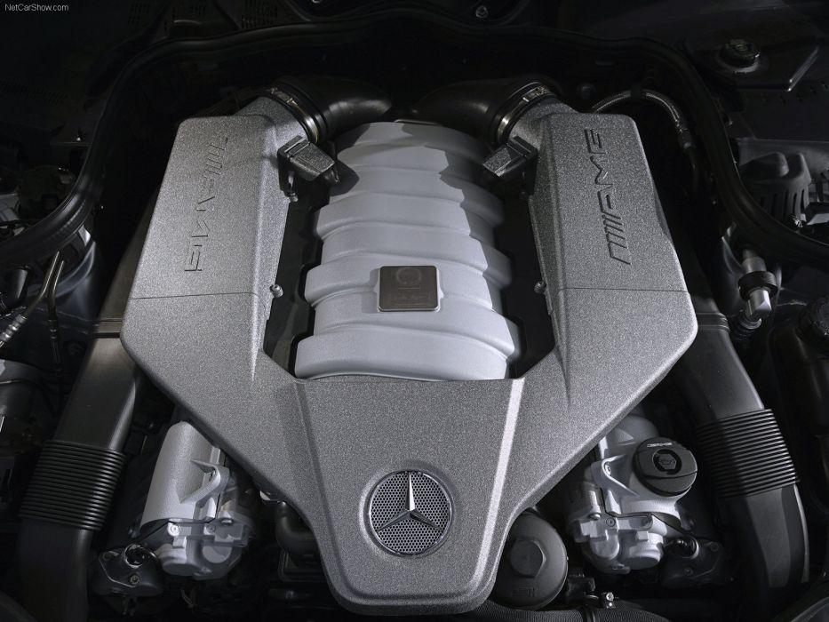 Mercedes-Benz E 63 AMG 2006 wallpaper