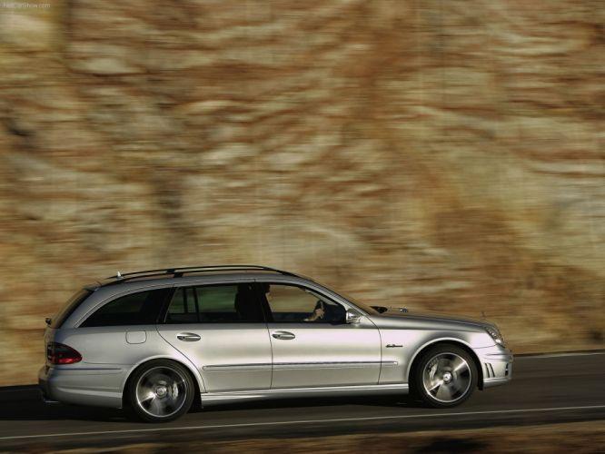 Mercedes-Benz E 63 AMG Estate 2006 W211 wallpaper