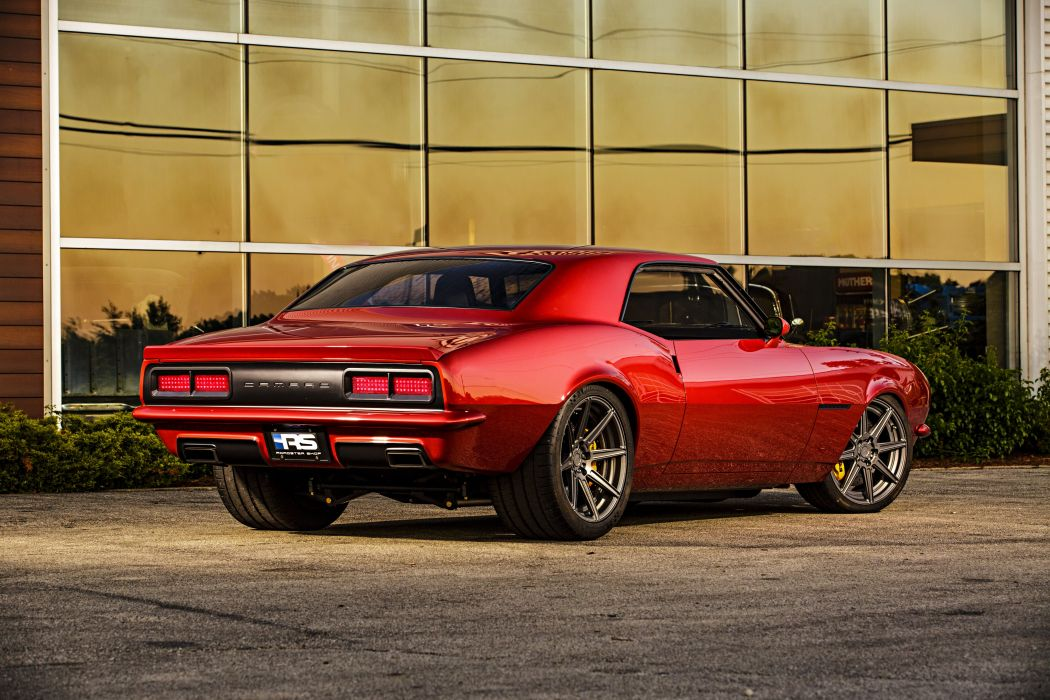 1968 chevy Camaro cars modified wallpaper