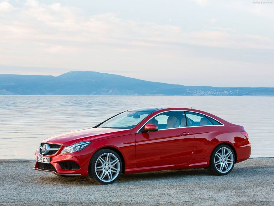 Mercedes-Benz E-Class Coupe 2014 C207 wallpaper