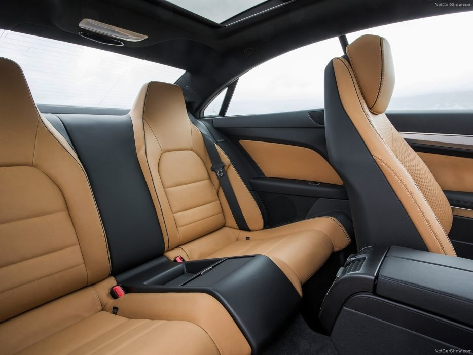 Mercedes-Benz E-Class Coupe 2014 C207 wallpaper