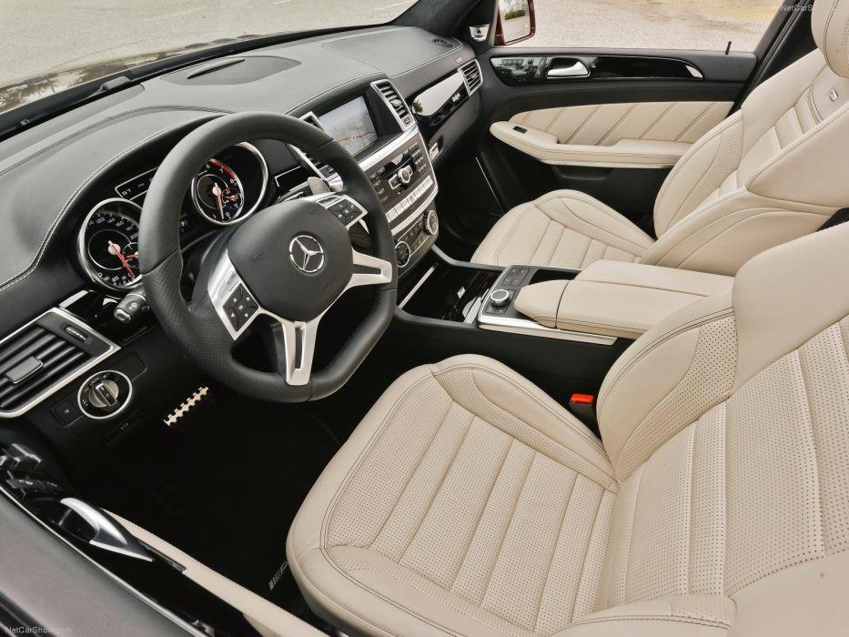 Mercedes-Benz GL63 AMG 2013 X166 wallpaper