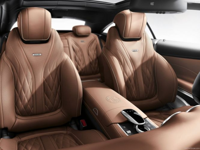 Mercedes-Benz S65 AMG Coupe 2015 C217 wallpaper