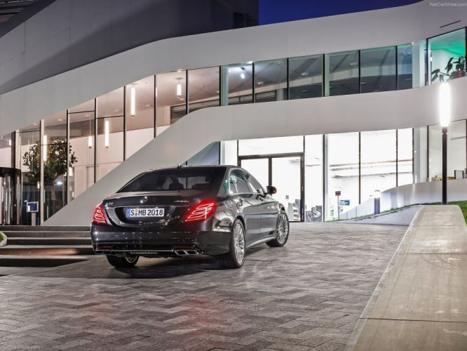 Mercedes-Benz S65 AMG 2014 W222 wallpaper
