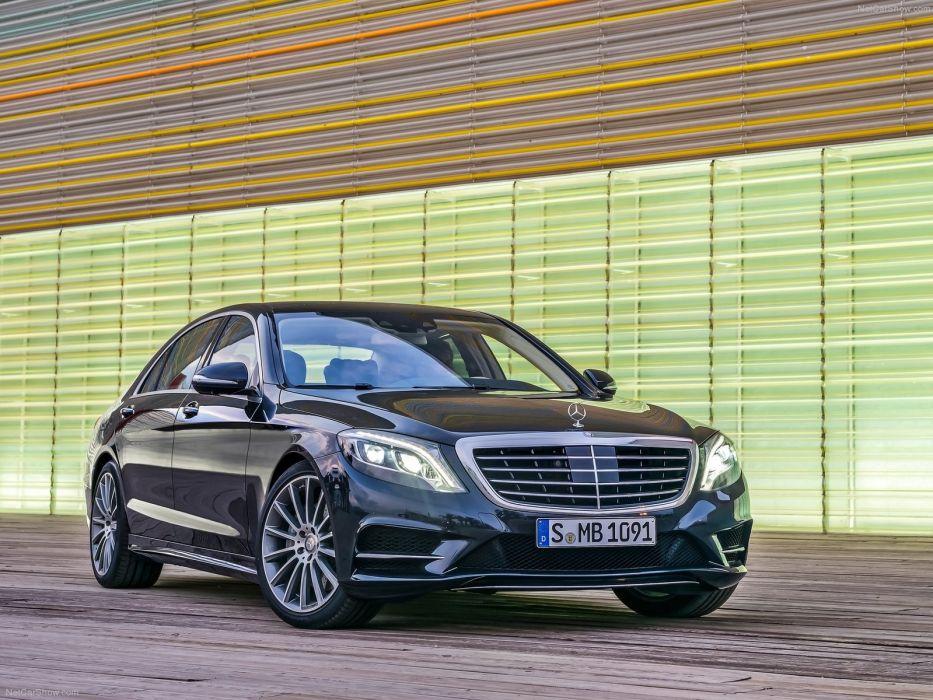 Mercedes-Benz S-Clas 2014 W222 wallpaper
