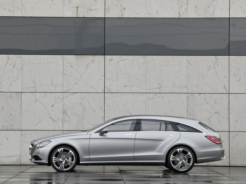 Mercedes-Benz Shooting Break Concept 2010 wallpaper