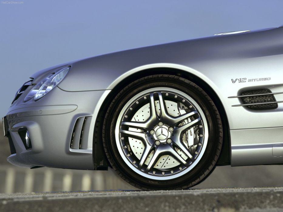 Mercedes-Benz SL 65 AMG 2006 R230 wallpaper