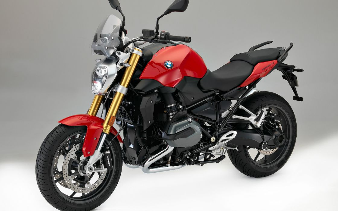 2017 BMW R1200R Racing Red wallpaper