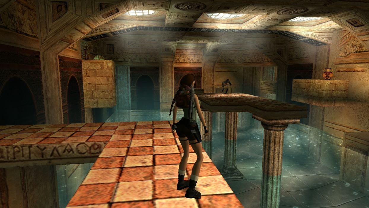 tomb raider video juego aventuras wallpaper