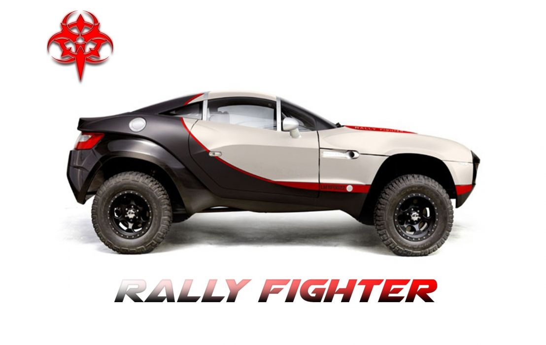 Rally Fighter 002 wallpaper