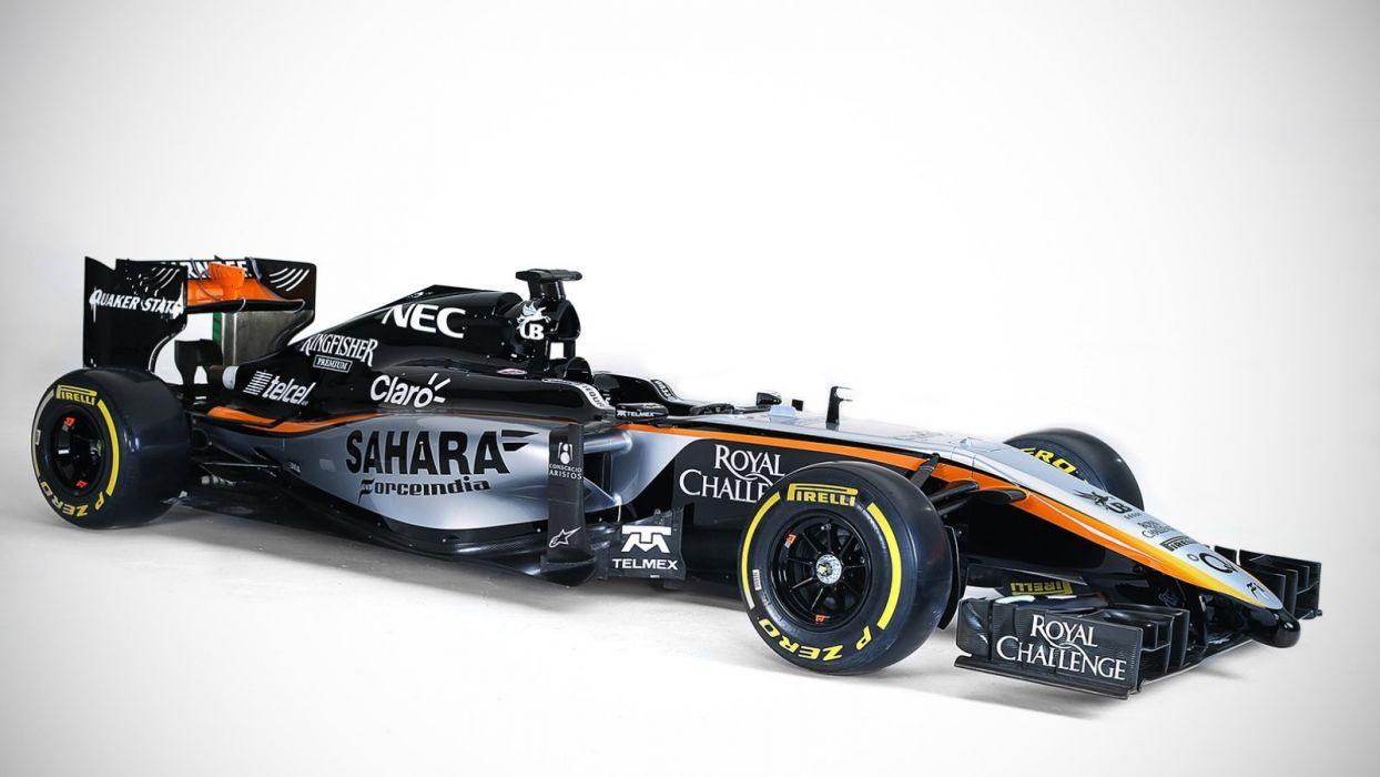 Force India VJM08 Formula One wallpaper