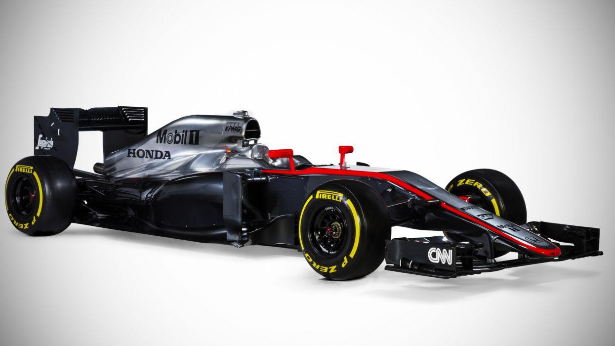 Mclaren MP4-30 Formula One wallpaper