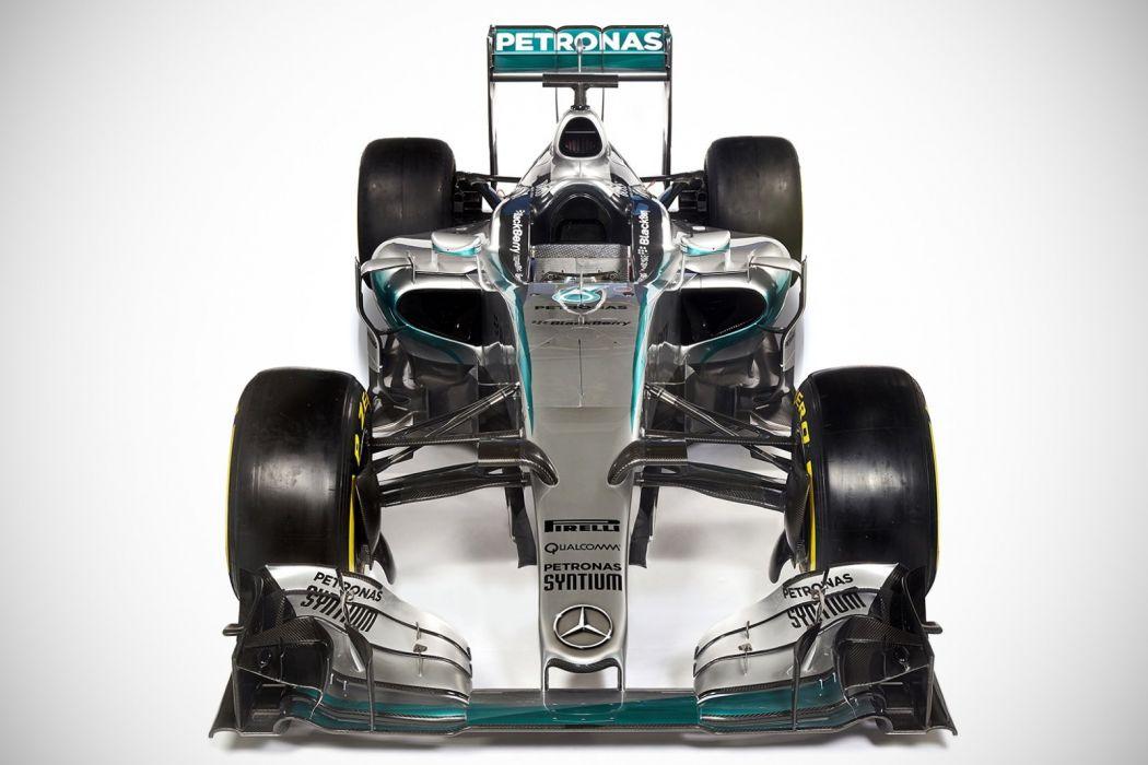 Mercedes-AMG Petronas W06 Hybrid Formula One wallpaper