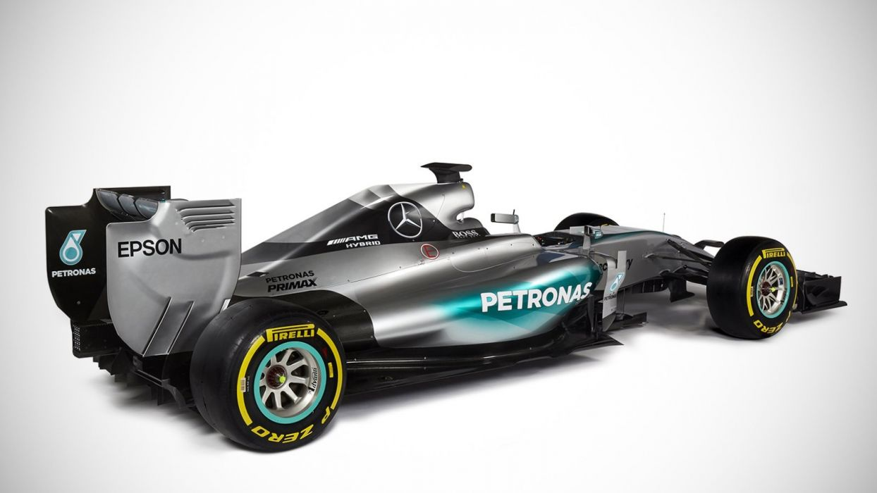 Mercedes-AMG Petronas W06 Hybrid Formula One wallpaper