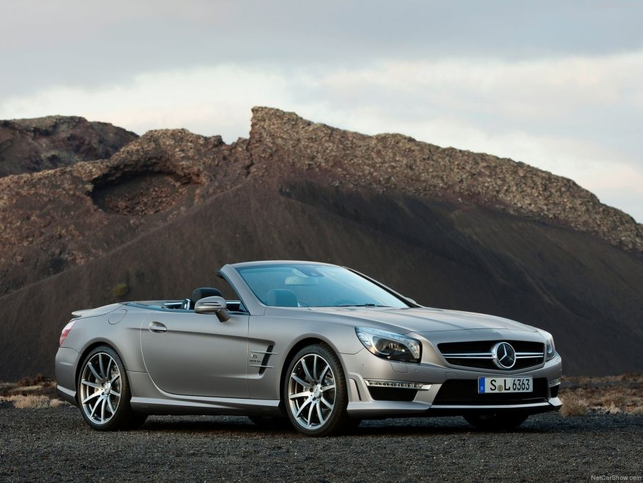 Mercedes-Benz SL63 AMG 2013 R231 wallpaper