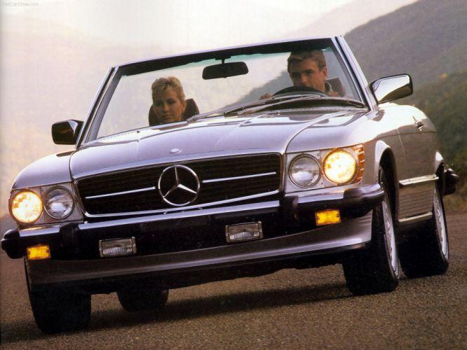 Mercedes-Benz SL-Class 1971 R107 wallpaper