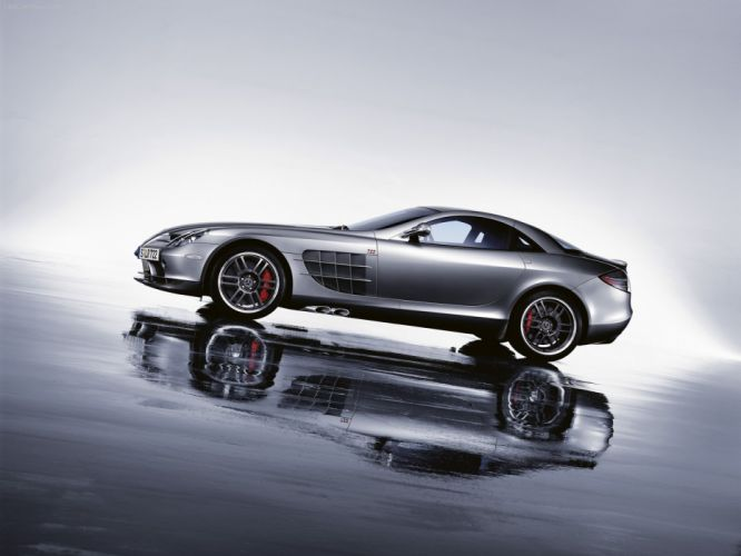 Mercedes-Benz SLR 722 Edition 2007 wallpaper