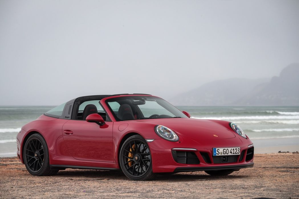 Porsche 911 Targa (4) GTS (991) cars 2017 wallpaper