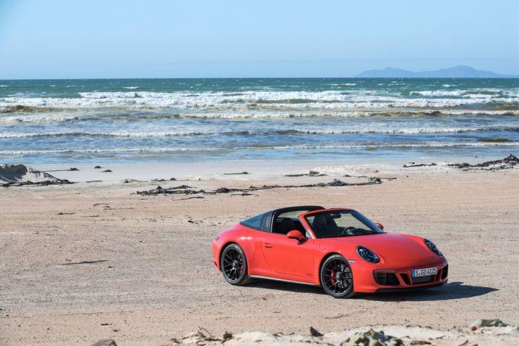 Porsche 911 Targa (4) GTS (991) cars 2017 wallpaper