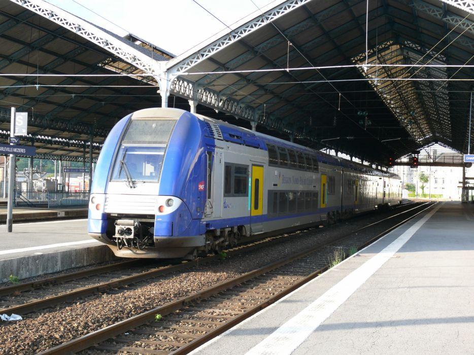 Sncf tren frances estacion wallpaper