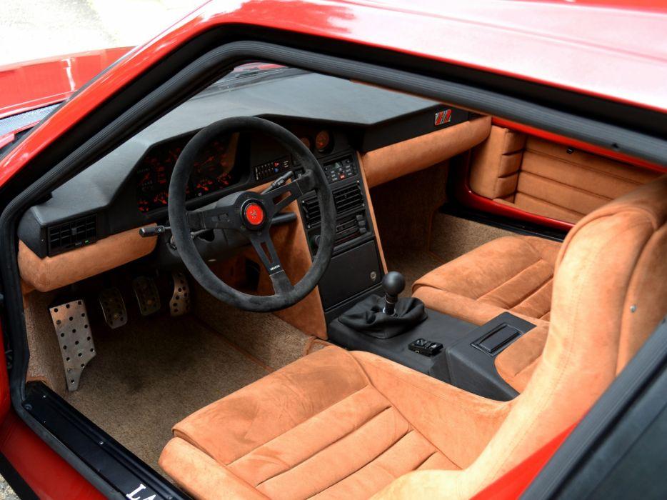 Lancia Delta S4 Road Car wallpaper