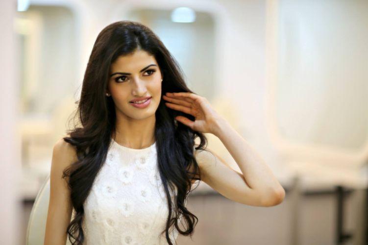 aishwarya sheoran bollywood actress model girl beautiful brunette pretty cute beauty sexy hot pose face eyes hair lips smile figure indian wallpaper