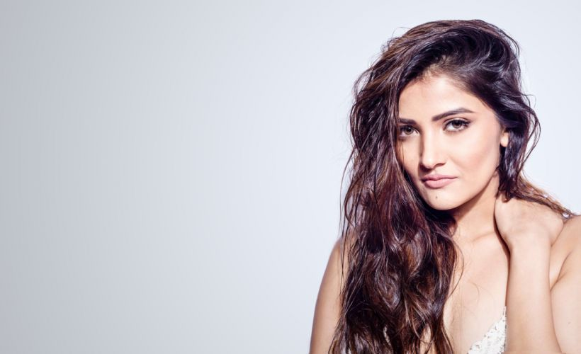 Nimisha Mehta bollywood actress model girl beautiful brunette pretty cute beauty sexy hot pose face eyes hair lips smile figure indian wallpaper