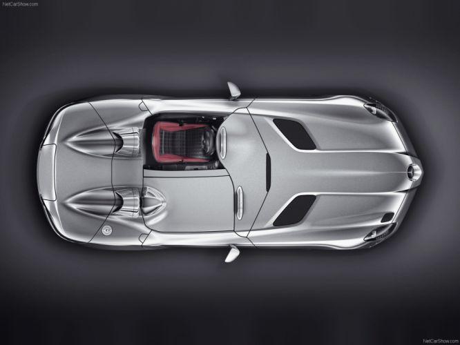 Mercedes-Benz SLR Stirling Moss 2009 wallpaper