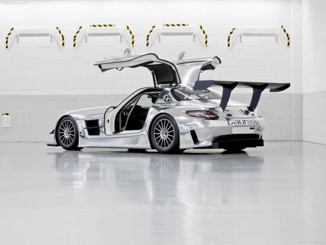 Mercedes-Benz SLS AMG GT3 Race Car wallpaper