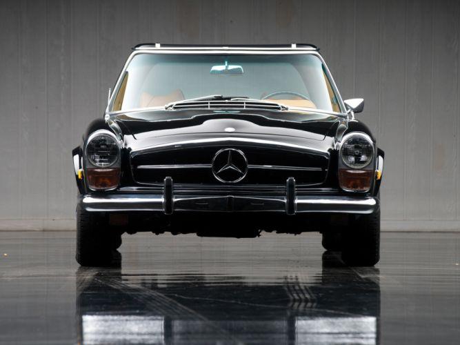 Mercedes-Benz 230SL 1963 W113 wallpaper