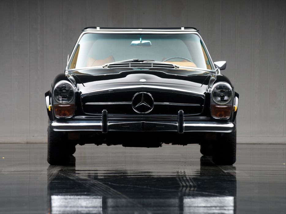 Mercedes-Benz 230SL 1963 W113 wallpaper