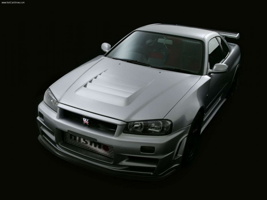 Nismo Nissan Skyline R34 GTR Z Tune wallpaper