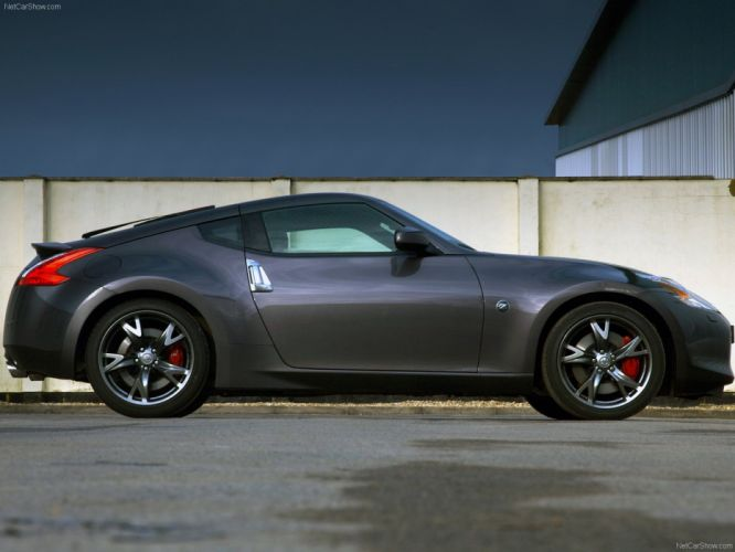 Nissan 370Z Anniversary Edition 2010 wallpaper