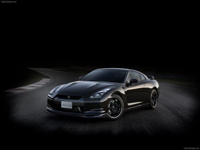 Nissan GT R SpecV 2010 wallpaper
