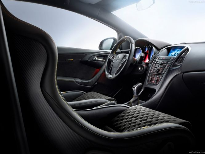 Opel Astra OPC Extreme 2015 wallpaper