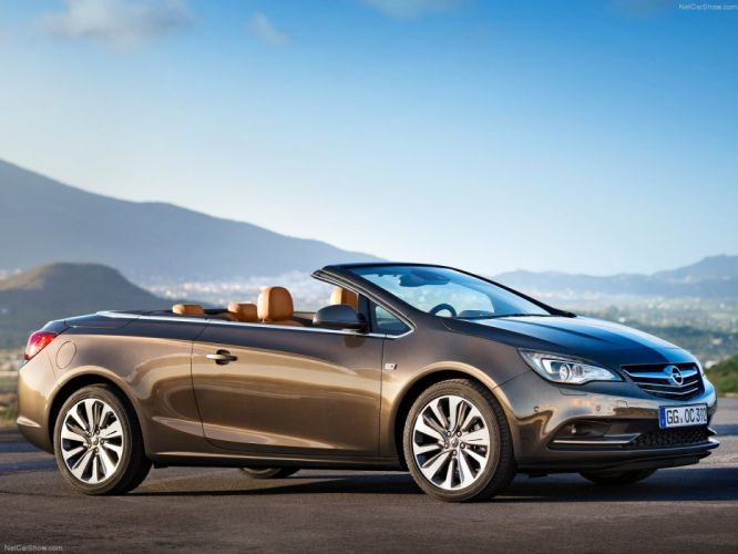 Opel Cascada 2013 wallpaper