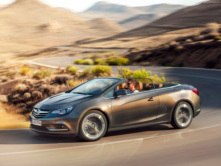 Opel Cascada 2013 wallpaper