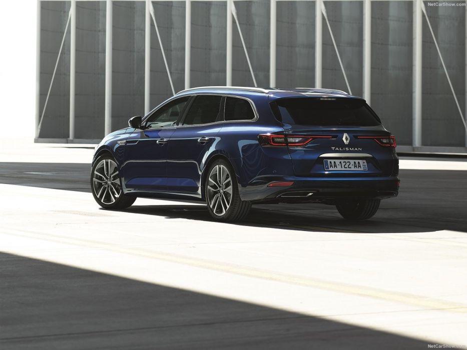 Renault Talisman Estate 2016 wallpaper