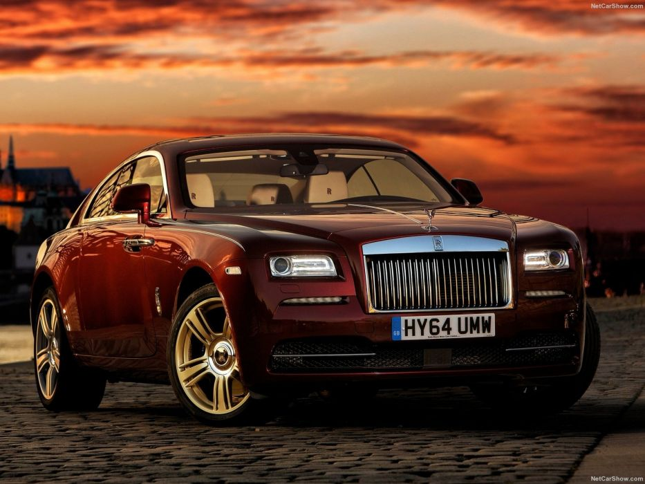 Rolls-Royce Wraith 2014 wallpaper